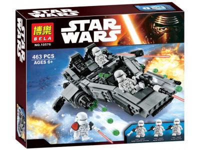 Конструктор Star Wars «Снежный спидер Первого Ордена» (Bela 10576)