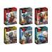 Набор из 6 персонажей Super Heroes «Мстители эра Альтрона» (Decool 0217-0222)
