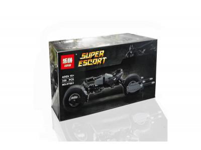 Конструктор Super Heroes «Bat-Pod Collector's» (Lepin 07061)