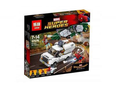 Конструктор Super Heroes «Берегись Стервятника» (Lepin 07076)