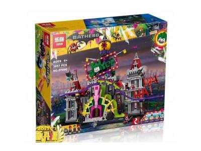 Конструктор Super Heroes «Поместье Джокера» (Lepin 07090)