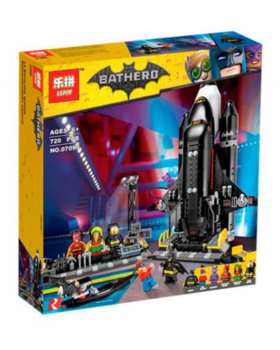 Конструктор Super Heroes «Космический шаттл Бэтмена» (Lepin 07098)