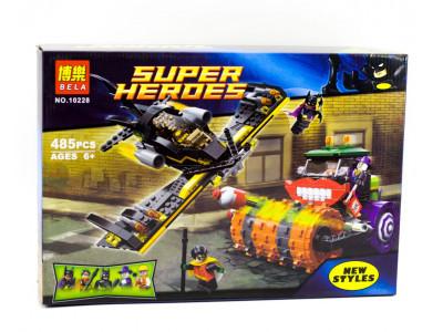 Конструктор Super Heroes «Паровой каток Джокера» (Bela 10228)