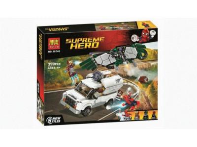 Конструктор Super Heroes «Берегись Стервятника» (Bela 10746)