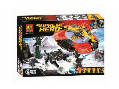 Конструктор Super Heroes «Решающая битва за Асгард» (Bela 10747)