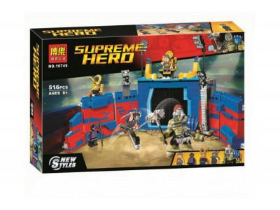 Конструктор Super Heroes «Тор против Халка: Бой на арене» (Bela 10749)