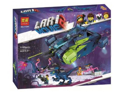 Конструктор Super Heroes «Рэксследователь Рэкса» (Lari 11241)