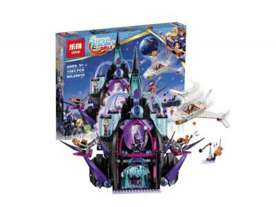 Конструктор Super Heroes «Тёмный дворец Эклипсо» (Lepin 29010)