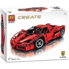 Конструктор Техник «Enzo Ferrari» (Bela 10571)