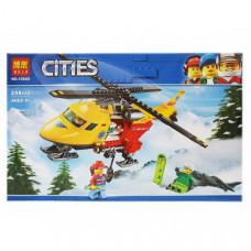 Конструктор City «Вертолёт скорой помощи» (Bela 10868)