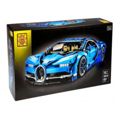 Конструктор Техник «Bugatti Chiron» (Lion King 180103)