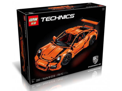Конструктор Техник «Porsche 911 GT3 RS» (Lepin 20001)