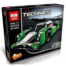 Конструктор Техник «Гоночный автомобиль» (Lepin 20003)