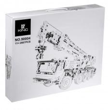 Конструктор Техник «Передвижной кран MK II» (King 90004)