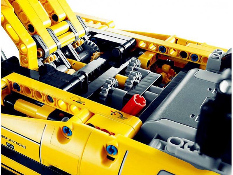 Лего техник экскаватор 8043 цена