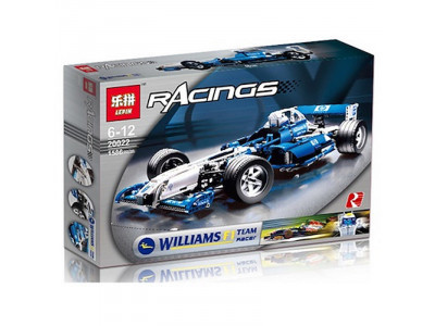Конструктор Техник «Williams F1 Racer» (Lepin 20022)