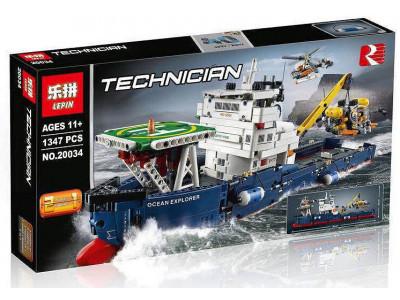 Конструктор Техник «Исследователь океана» (Lepin 20034)