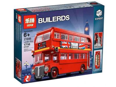 Конструктор Техник «Лондонский автобус» (Lepin 21045)