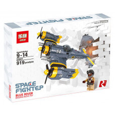 Конструктор Техник «Space Fighter Sci-Fi Самолет» (Lepin 22021)