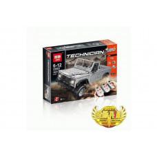 Конструктор Техник «MOC Моторизированный внедорожник пикап» (Lepin 23003)