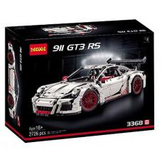 Конструктор Техник «Porsche 911 GT3 RS» (Decool 3368B)