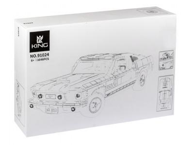 Конструктор Technik «Ford Mustang GT 1967» (King 91024)