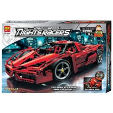 Конструктор Техник «Racers Enzo Ferrari 1:10» (Bela 9186)