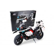Конструктор Техник «MOC Патрульный мотоцикл» (Xingbao XB-03019)