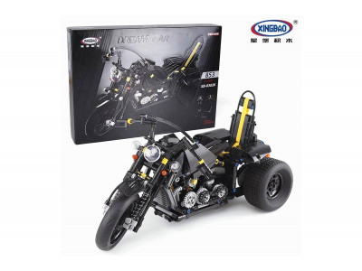Конструктор Техник «MOC Трицикл» (Xingbao XB-03020)