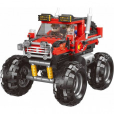 Конструктор Техник «Красный Monster Truck» (Xingbao XB-03025)