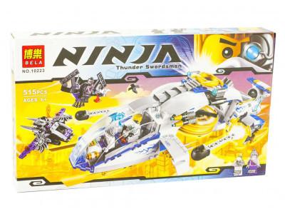 Конструктор Ниндзяго «Штурмовой вертолет Ниндзя» (Bela 10223)