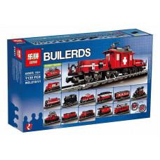 Конструктор Hobby Trains Set  (Lepin 21011)