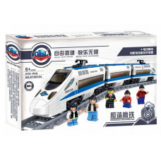 Конструктор Train «Пассажирский электропоезд» (Kazi KY98104)