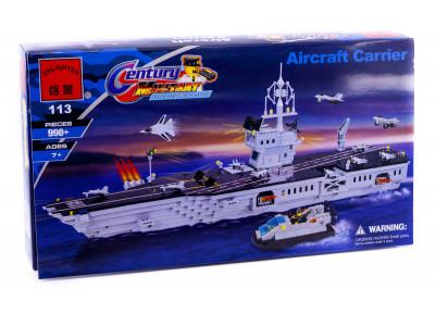 Конструктор Пираты «Военный корабль» (Brick 113)