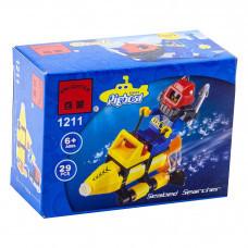 Конструктор  «Подводный скутер» (Brick 1211)