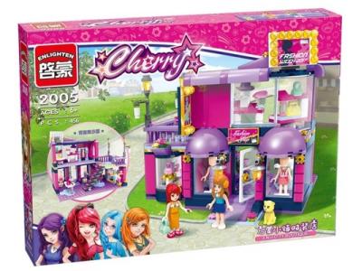 Конструктор Cherry «Модный бутик» (Brick 2005)