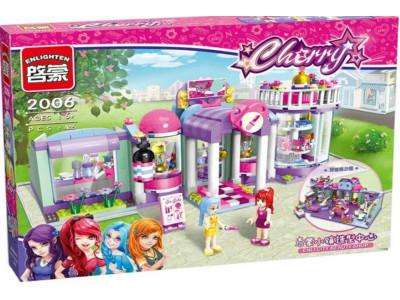 Конструктор Cherry «Салон красоты» (Brick 2006)