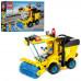 Конструктор City «Подметательно-уборочная машина» (Brick 1101)