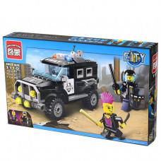 Конструктор City «Патрульная машина SWAT» (Brick 1110)