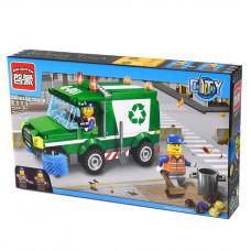 Конструктор City «Техническая служба: Уборка» (Brick 1111)
