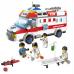 Конструктор City «Бригада скорой помощи» (Brick 1118)