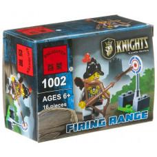 Конструктор Knights «Лучник с мишенью» (Brick 1002)
