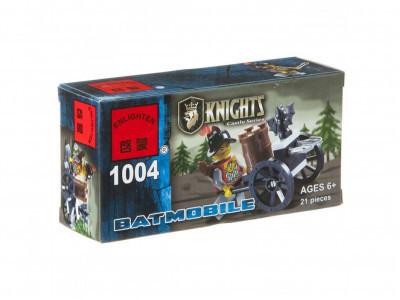 Конструктор Knights «Рыцарь с пушкой» (Brick 1004)