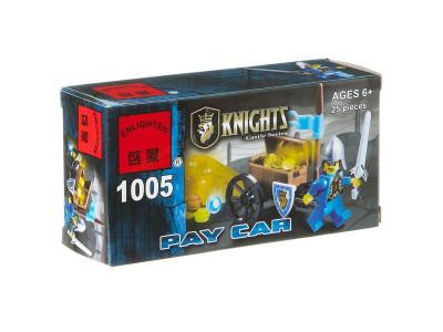 Конструктор Knights «Тележка для дани» (Brick 1005)
