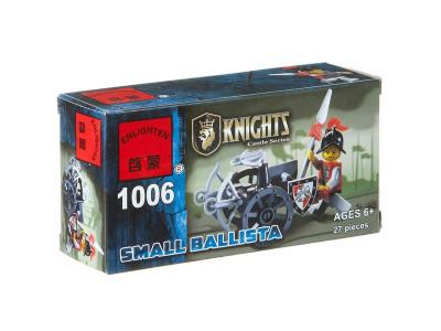 Конструктор Knights «Маленькая баллиста» (Brick 1006)