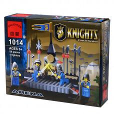Конструктор Knights «Арена для рыцарских поединков» (Brick 1014)