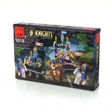 Конструктор Knights «Освобождение короля» (Brick 1018)