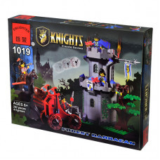 Конструктор Knights «Лесной форт» (Brick 1019)