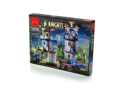 Конструктор Knights «Братский форт» (Brick 1020)