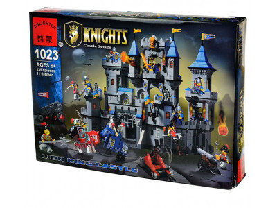 Конструктор Knights «Замок Льва» (Brick 1023)